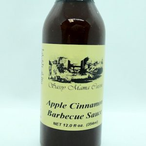Apple Cinnamon Barbecue Sauce